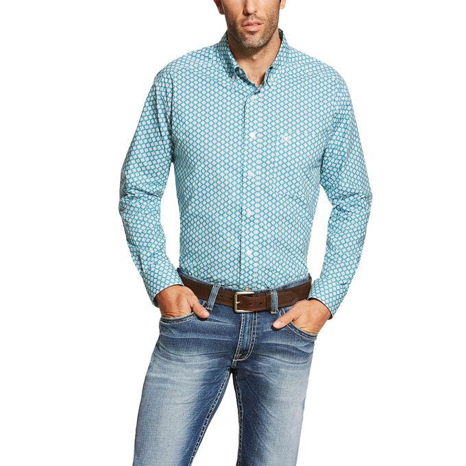 Fallon LS Prt Shirt