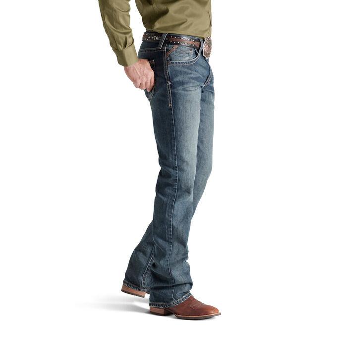 M5 Slim Deadrun Stackable Straight Leg Jean