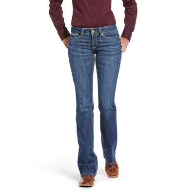 R.E.A.L. Mid Rise Emilia Boot Cut Jean