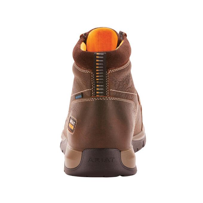 Edge LTE Chukka Waterproof Composite Toe Work Boot