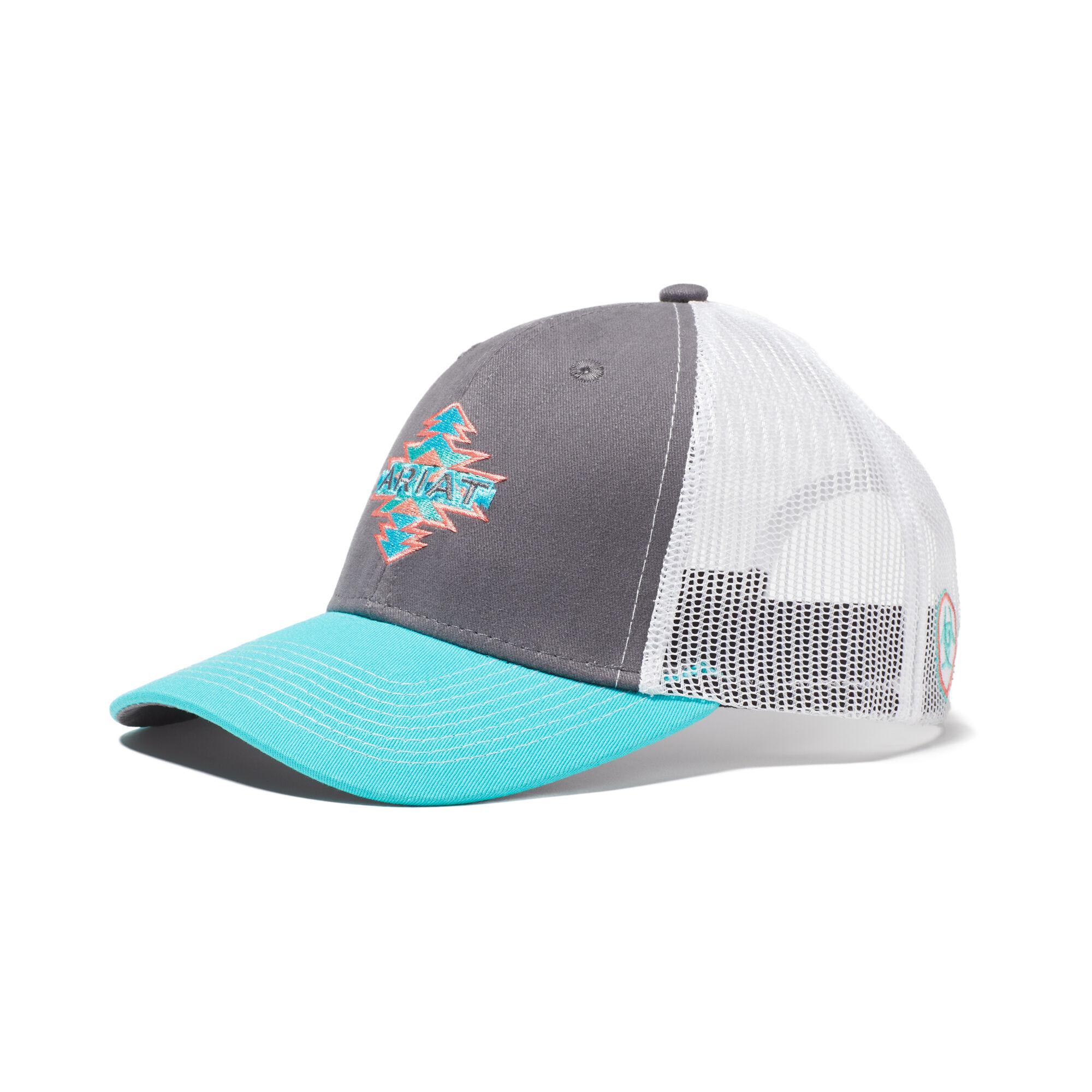 Aztec Logo Snapback Cap | Ariat