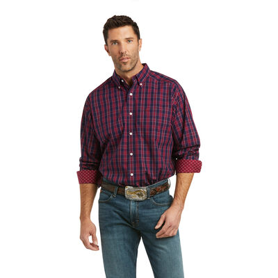 Wrinkle Free Liam Classic Fit Shirt