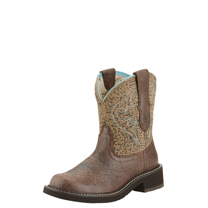 Fatbaby Heritage Harmony Western Boot