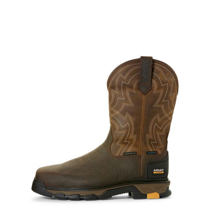 Intrepid Force Waterproof Composite Toe Work Boot