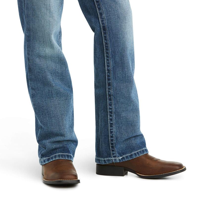 B4 Relaxed Coltrane Boot Cut Jean