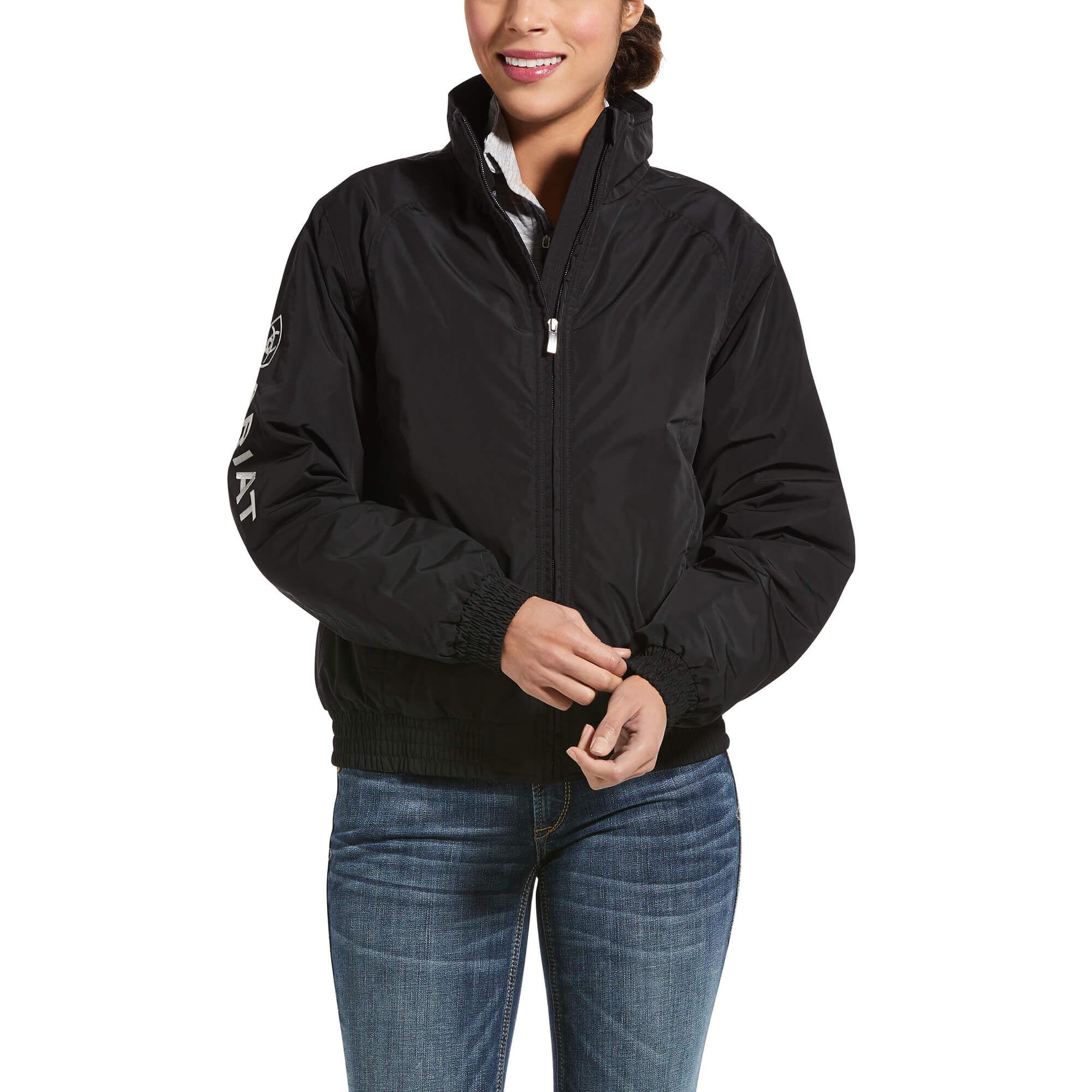 XL NEW Ariat Mens Stable Team Jacket Navy Sizes L