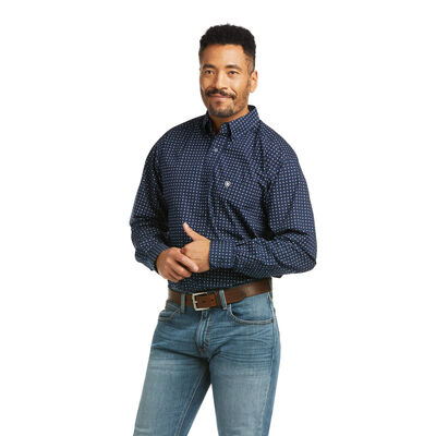 Perse Fitted Shirt