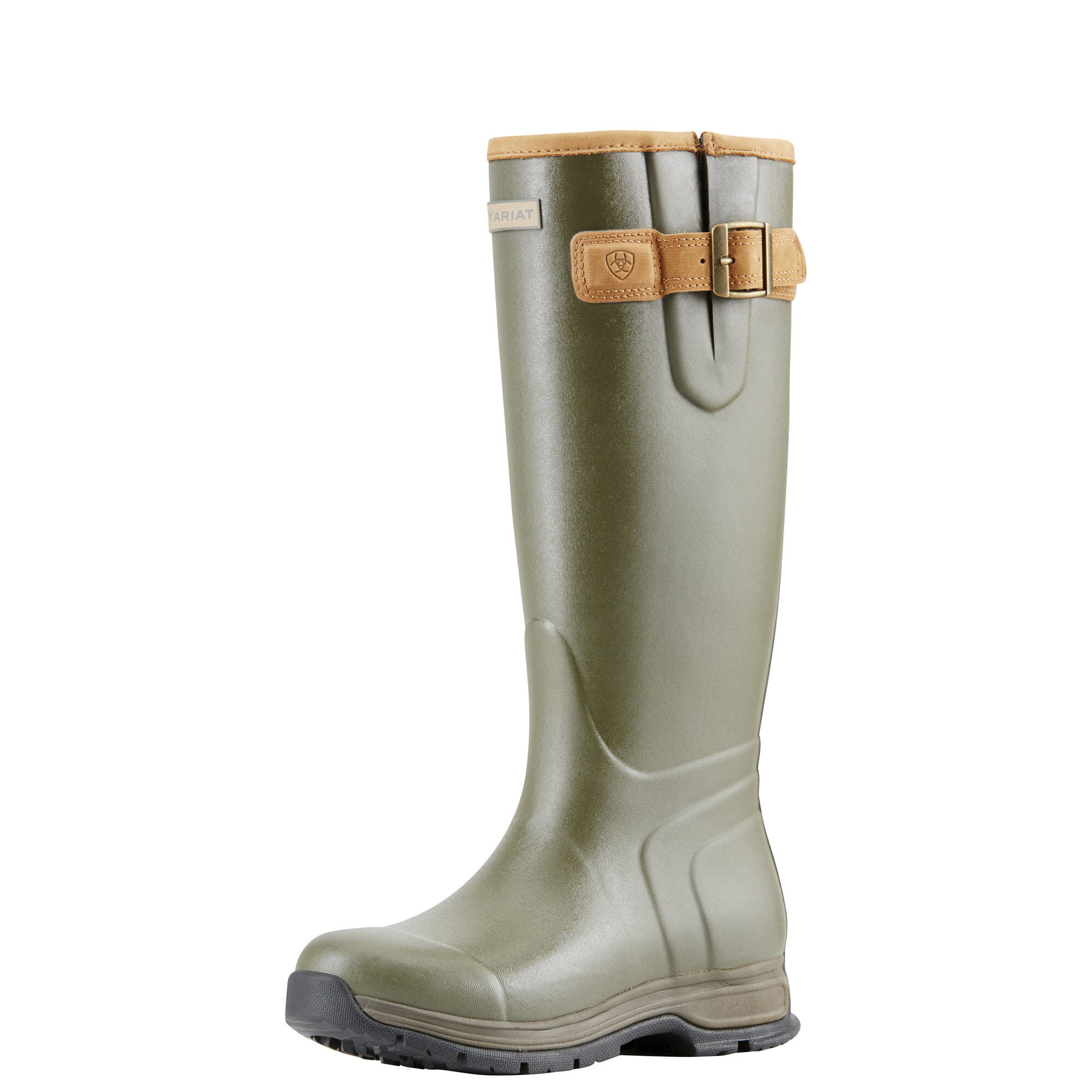 Burford Insulated Welly 39 Olive Ariat LBQgQ