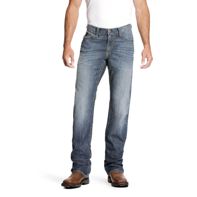 FR M4 Low Rise DuraStretch DuraLight Boundary Boot Cut Jean
