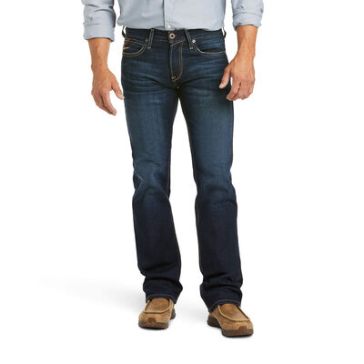 M7 Rocker Stretch Solano Straight Jean