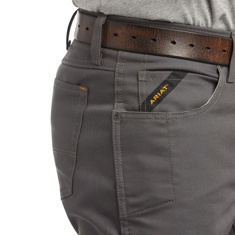 Rebar M4 Low Rise DuraStretch Canvas 5 Pocket Boot Cut Pant
