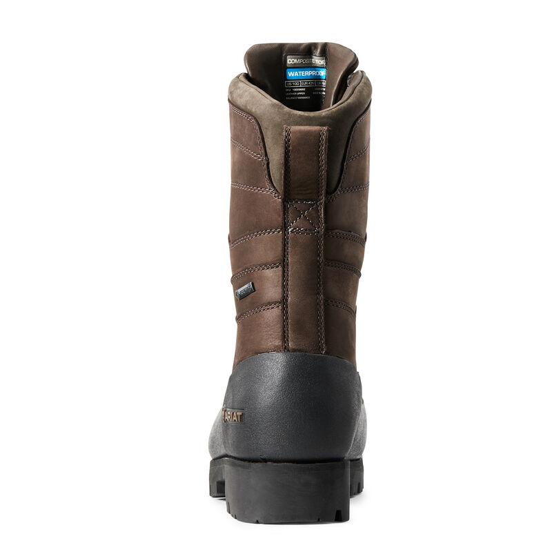 "Linesman Ridge 10"" GORE-TEX Composite Toe Work Boot"