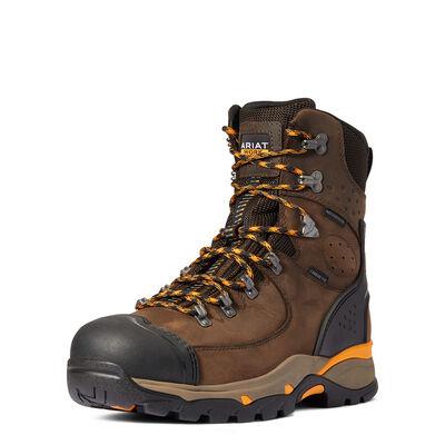 "Endeavor 8"" Waterproof Carbon Toe Work Boot"