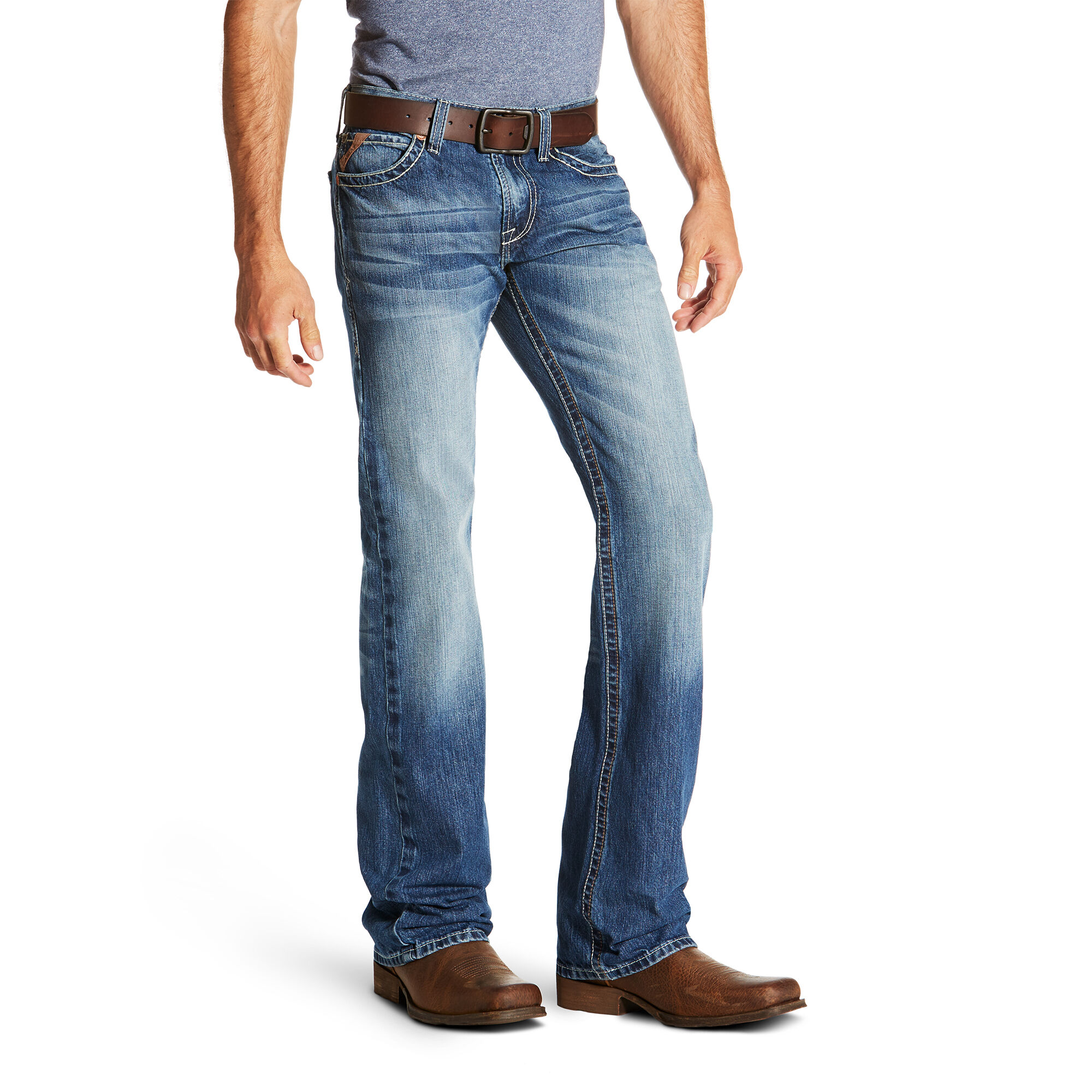 M7 Rocker Cooper TekStretch Boot Cut Jean