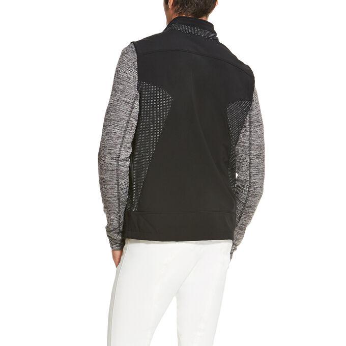 FEI WC Bodymap Softshell Vest