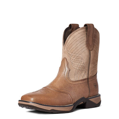 Anthem Shortie Western Boot