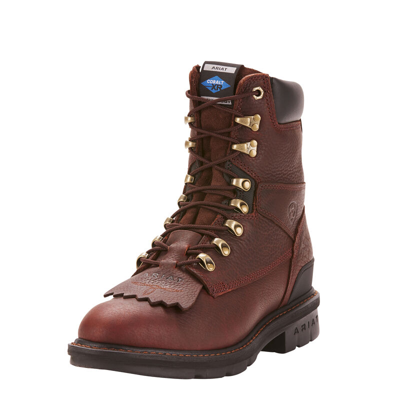 "Hermosa XR 8"" Work Boot"