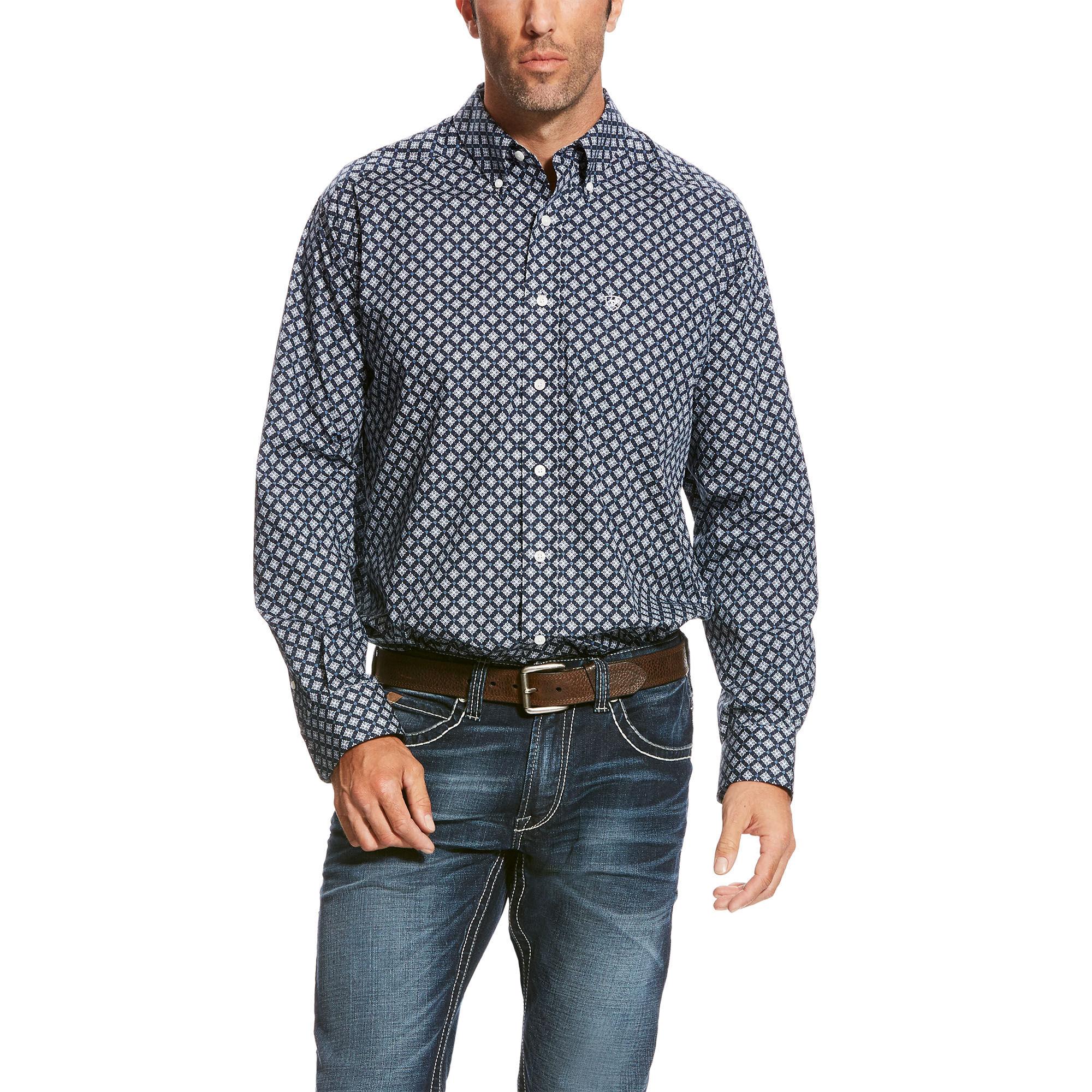 Wrinkle Free Chuck Shirt
