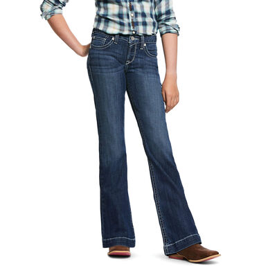 R.E.A.L. Stretch Heirloom Wide Leg Jean