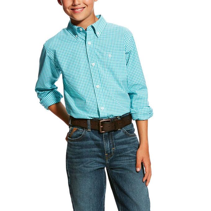 Hallaway LS Perf Shirt