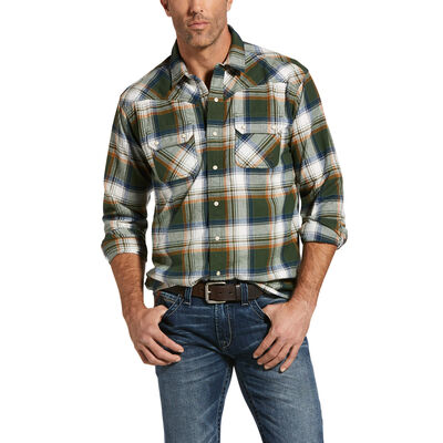 Hacienda Retro Fit Shirt