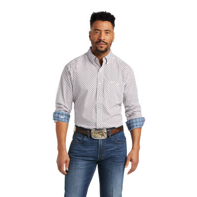 Relentless Zeal Stretch Classic Fit Shirt