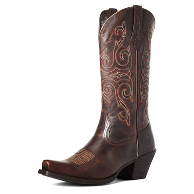 Round Up Lakota Western Boot