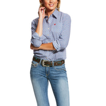 95f2071b Women's Western Shirts - Button Up Western Shirts for Women | Ariat