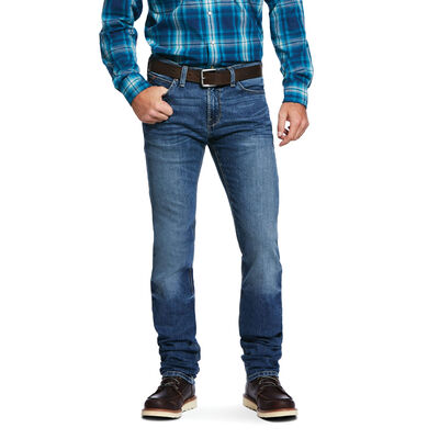 M8 Modern TekStretch Decateur Straight Jean