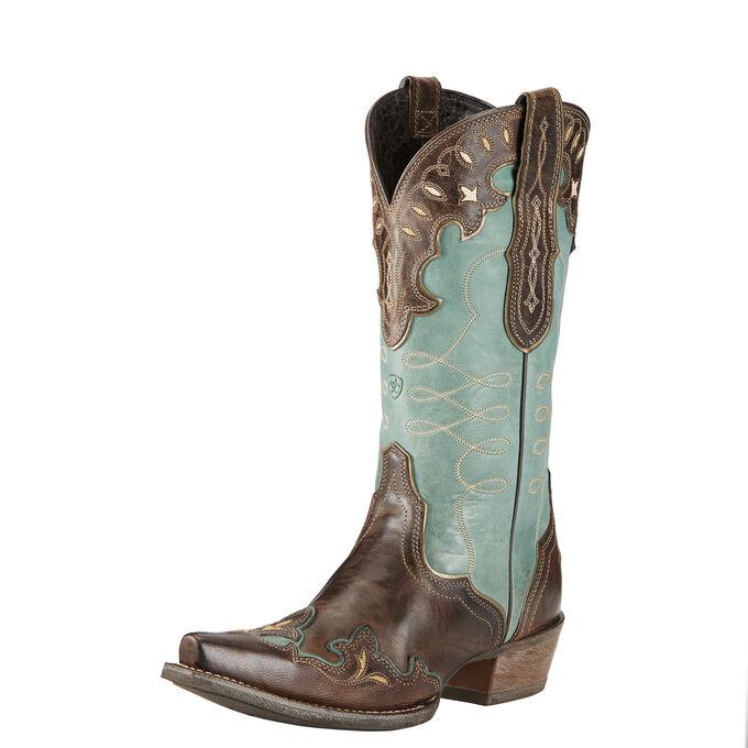 Zealous Western Boot