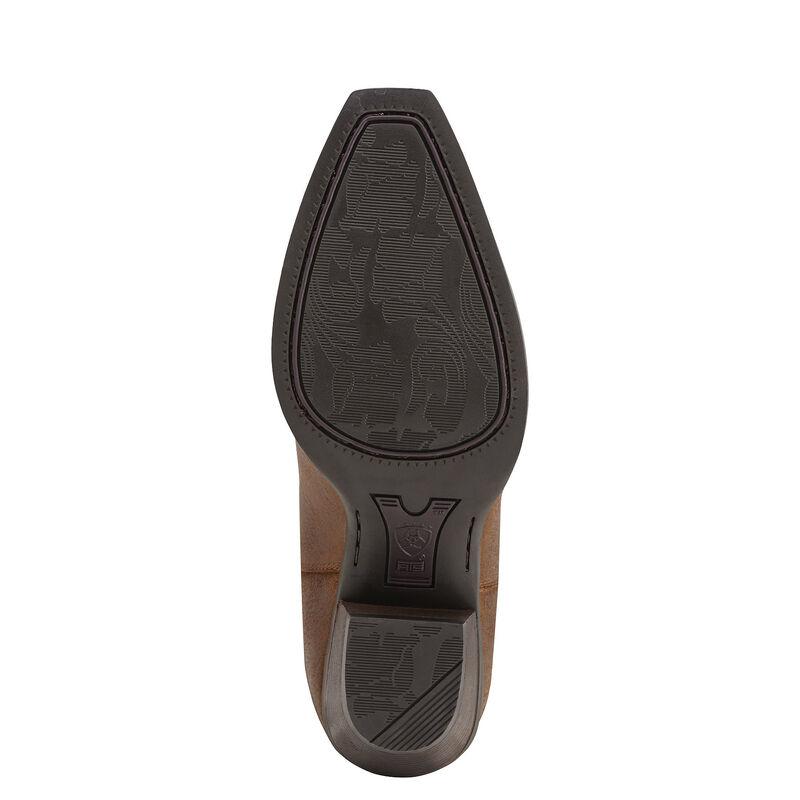 Gold Rush Western Boot