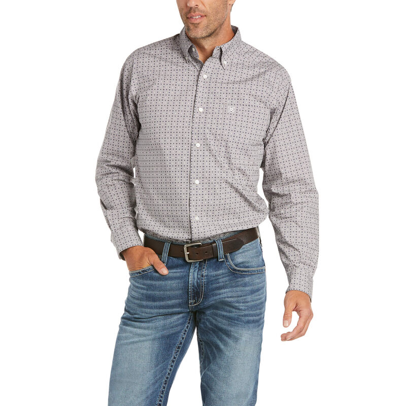 David Fitted Shirt