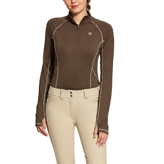 Lowell 2.0 1/4 Zip Baselayer