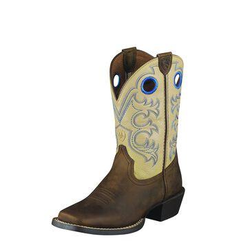 Crossfire Western Boot