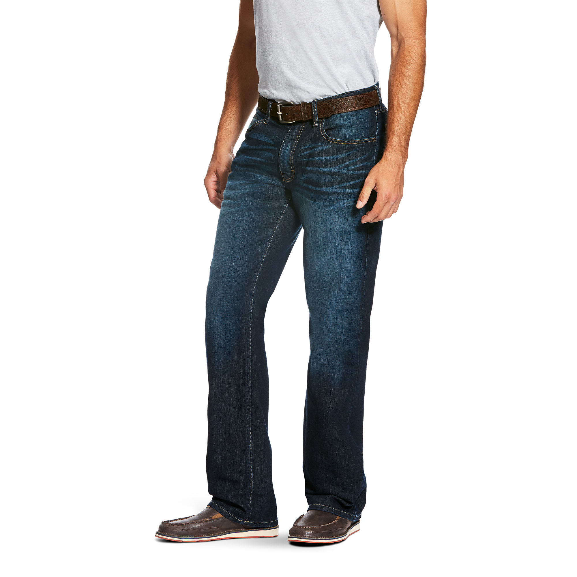 M5 Slim Legacy Stretch Stackable Straight Leg Jean