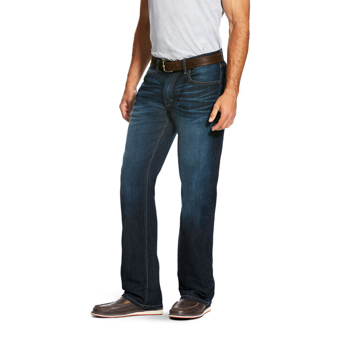 M5 Slim Legacy Stretch Stackable Straight Leg Jean