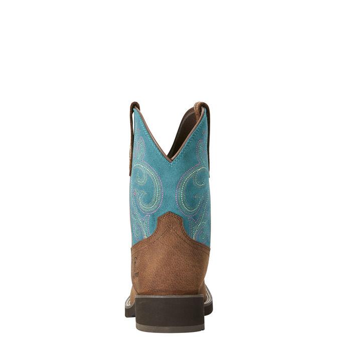 Shasta Waterproof Western Boot
