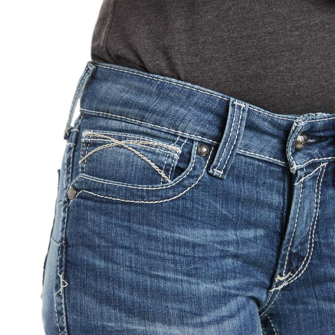R.E.A.L. Straight Leg Jean