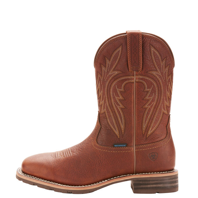 Hybrid Rancher Waterproof 400g Western Boot