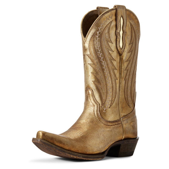 Tailgate Western Boot