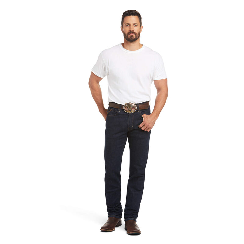 M1 Vintage Stretch Legacy Stackable Straight Leg Jean