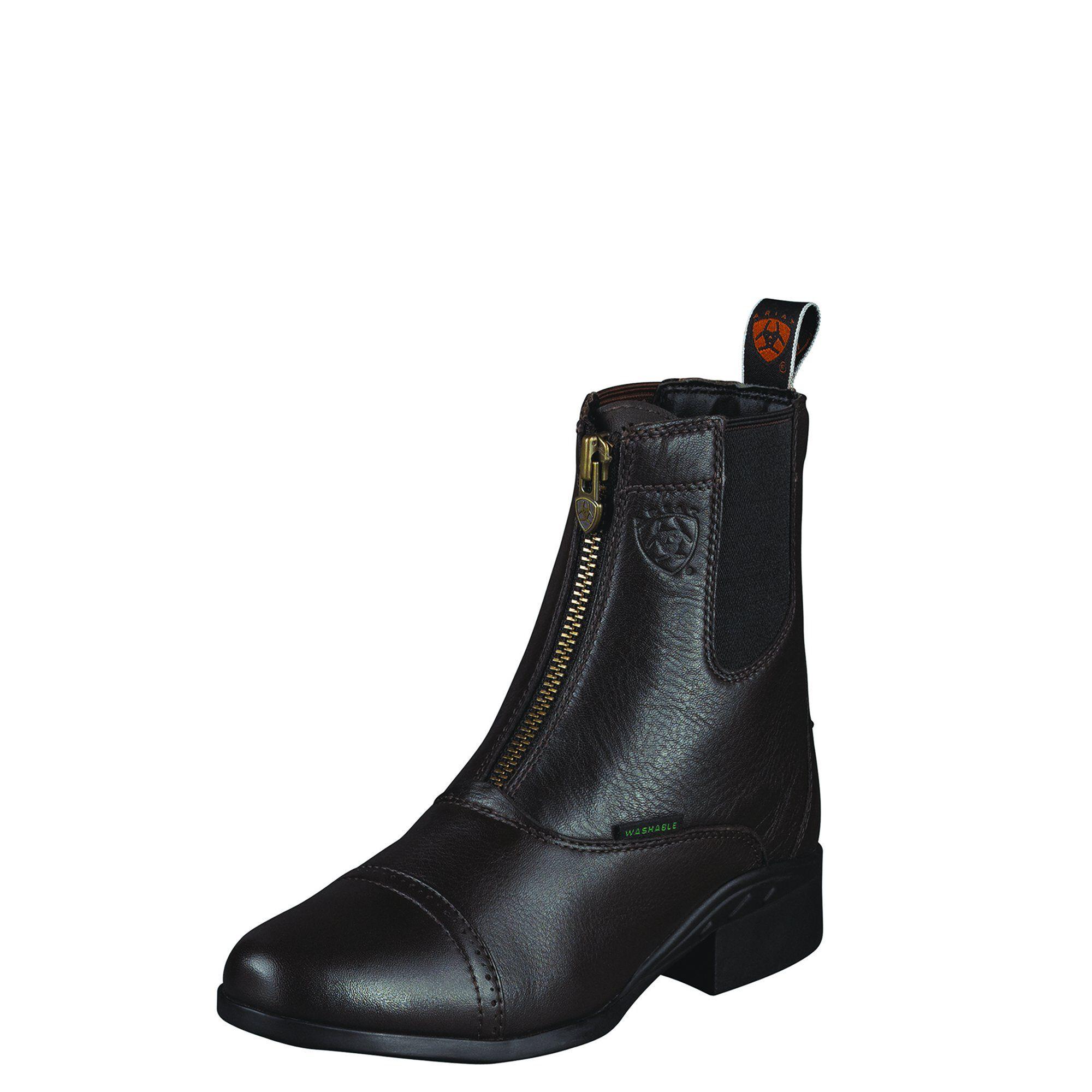 Heritage Breeze Zip Paddock Boot