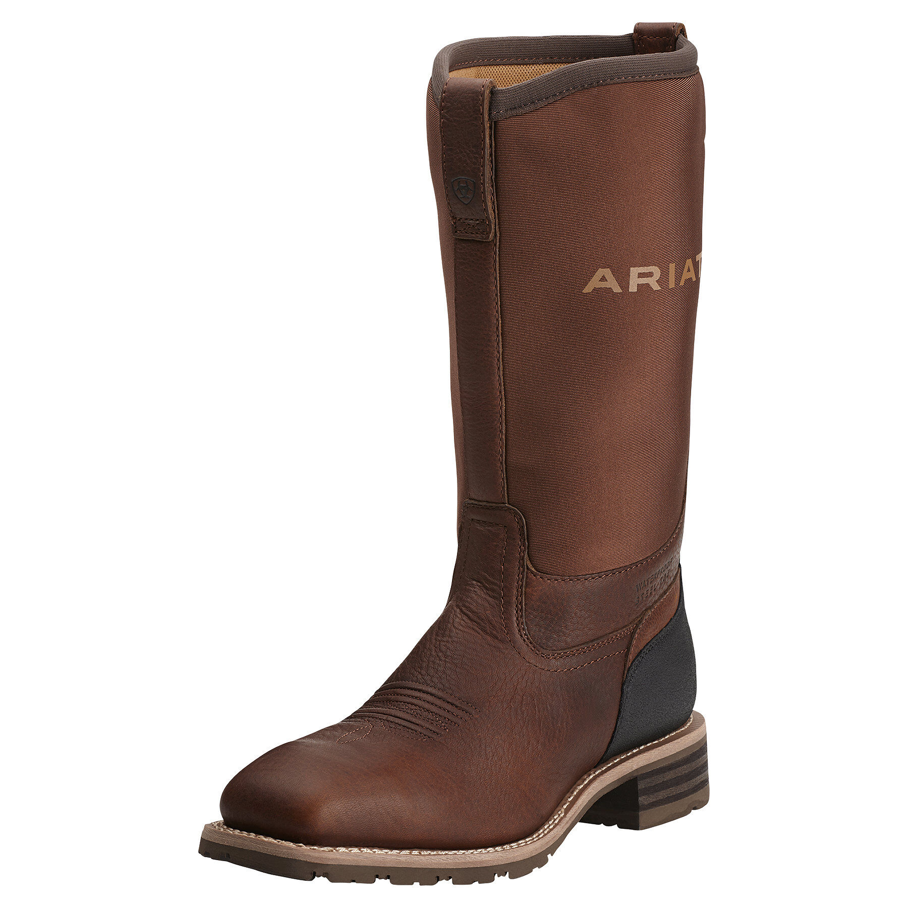 Hybrid All Weather Waterproof Steel Toe