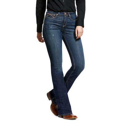 R.E.A.L. High Rise Stretch Marne Boot Cut Jean