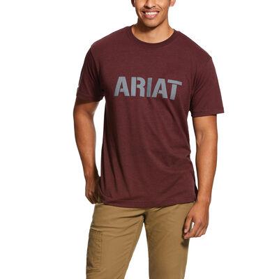 Rebar Cotton Strong Block T-Shirt
