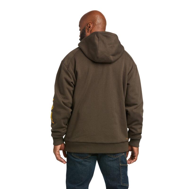 Rebar All-Weather Full Zip Hoodie
