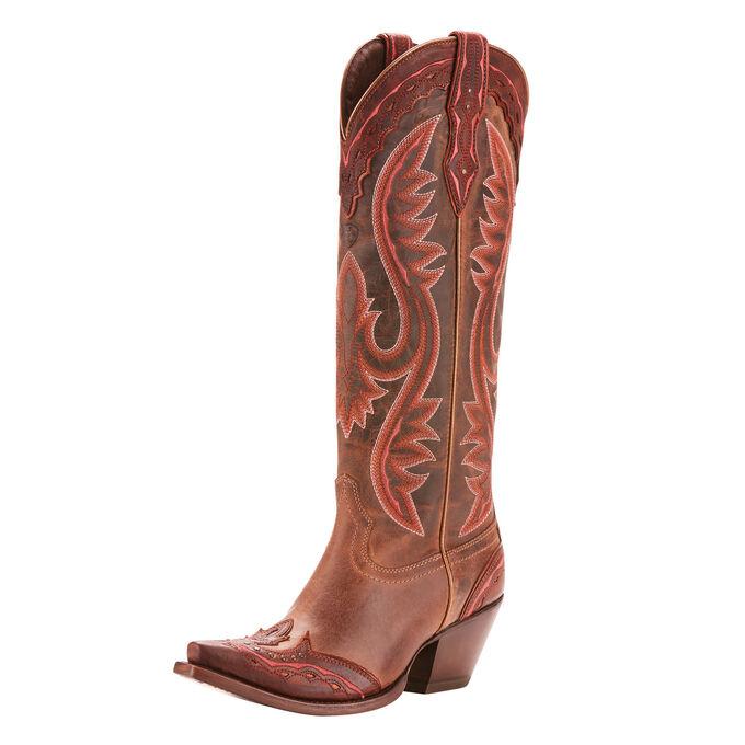 Adelina Western Boot
