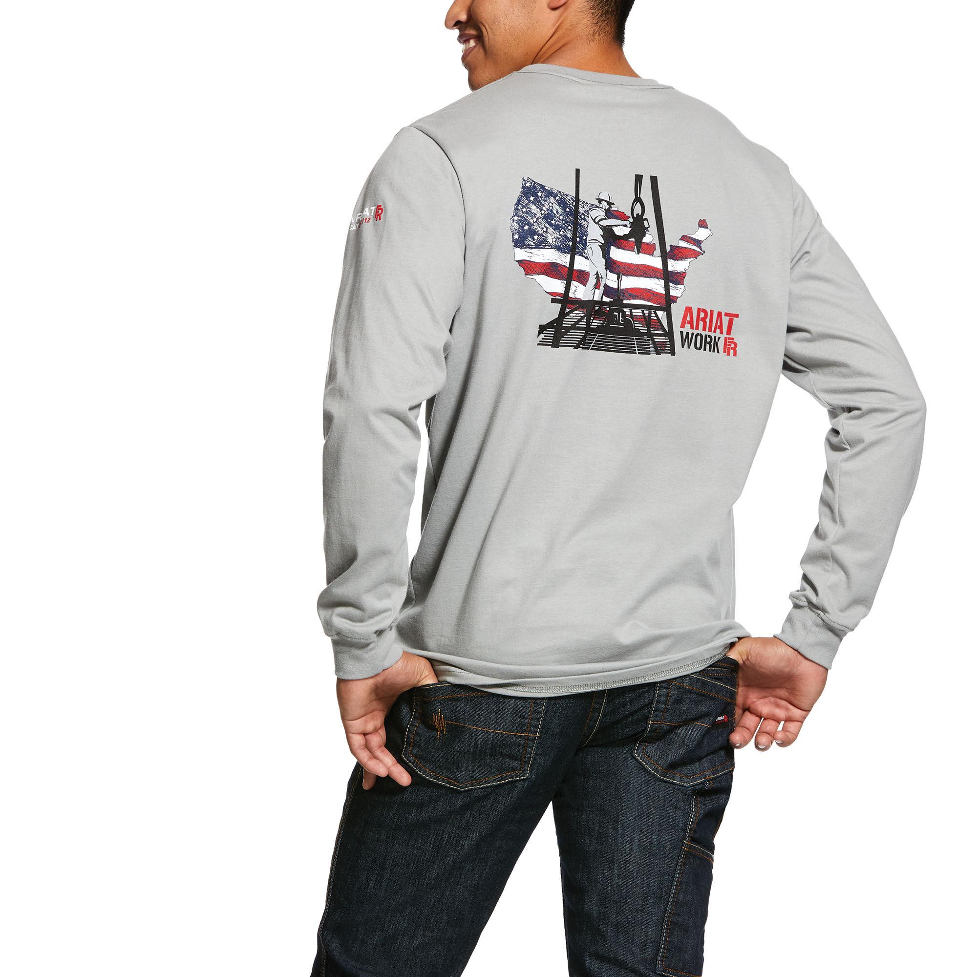 FR Heartland Graphic T-Shirt | Ariat
