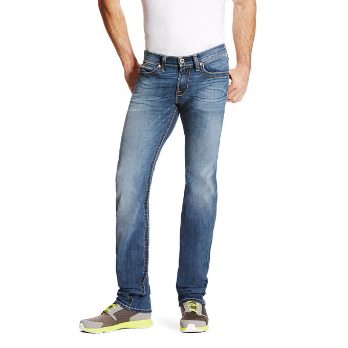 M7 Rocker Chapman TekStretch Stackable Straight Leg Jean