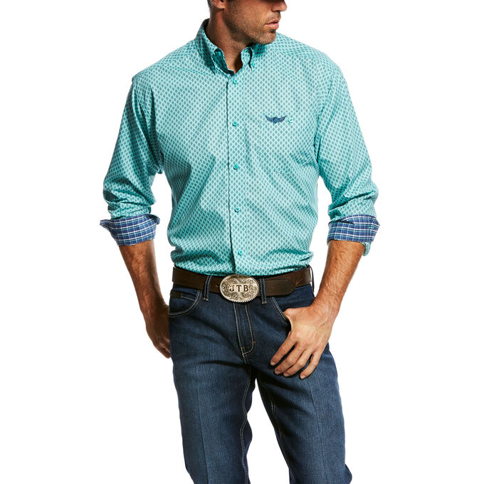 Relentless Skill Plaid Shirt